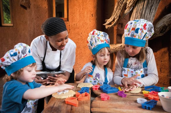 Five Reasons Why You Should Bring Your Children on a Safari